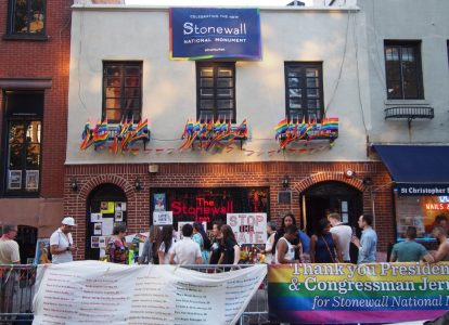 National heritage at Stonewall National Monument